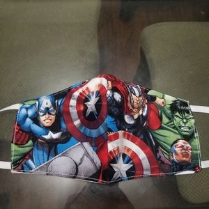 Marvel mask new!